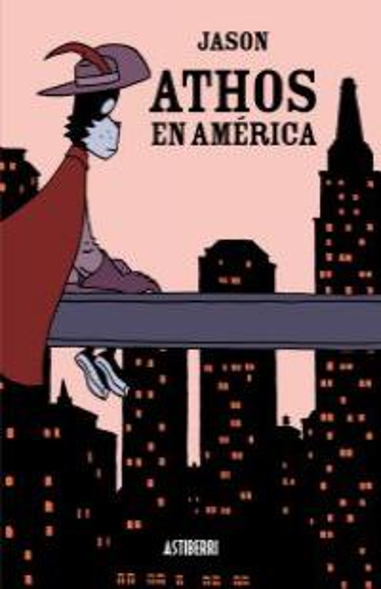 ATHOS EN AMÉRICA: portada