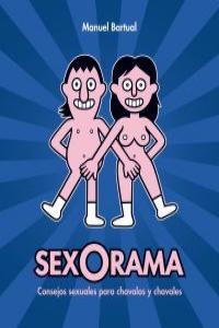 SEXORAMA. Consejos sexuales para chavalas y chavales: portada