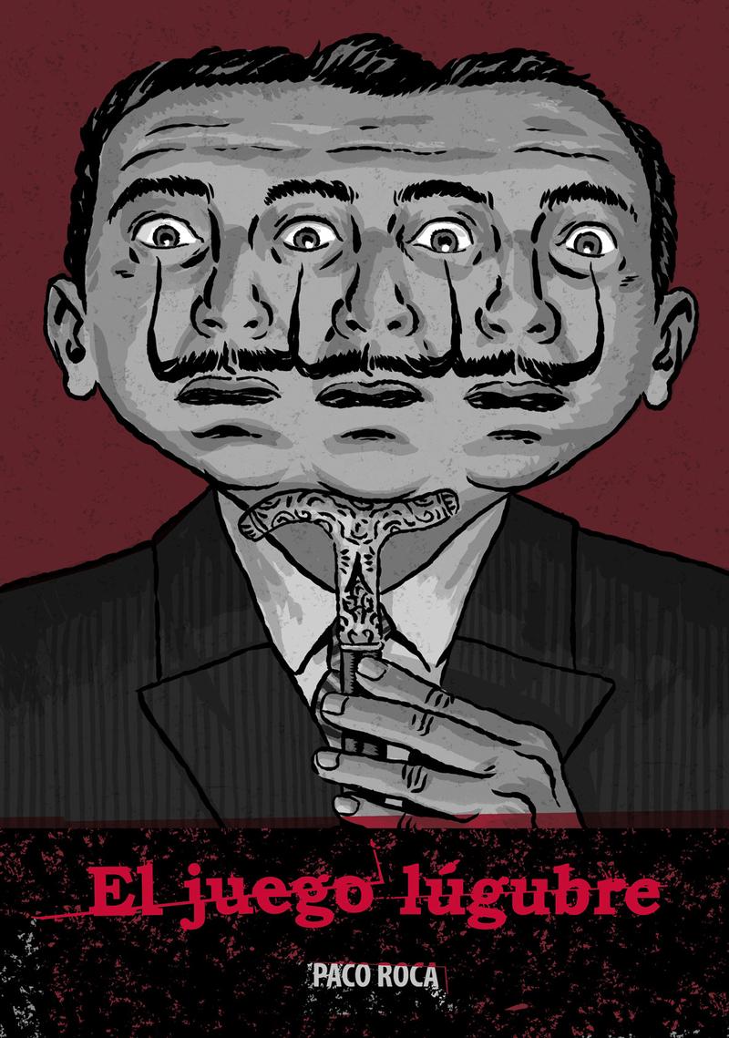 EL JUEGO LÚGUBRE: portada