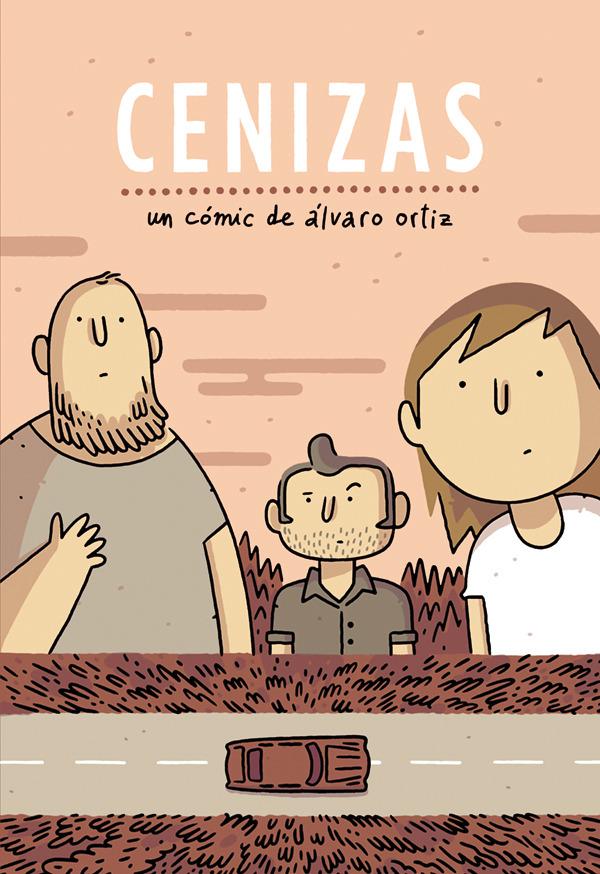 CENIZAS 3.ª ED.: portada