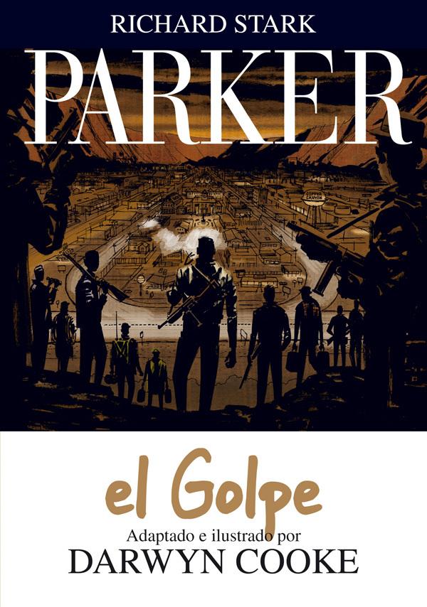 PARKER 3. EL GOLPE: portada