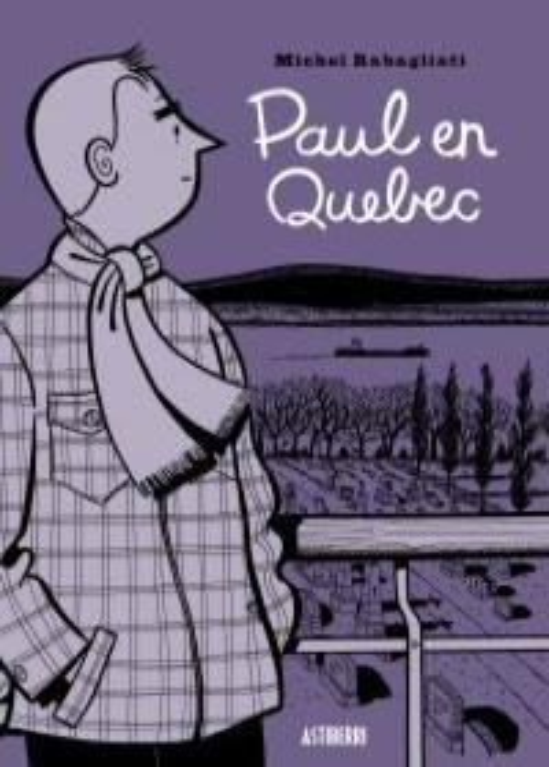 PAUL EN QUEBEC: portada