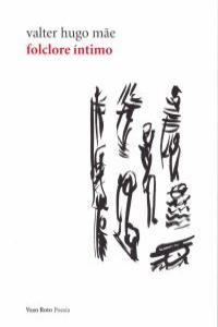 folclore íntimo: portada