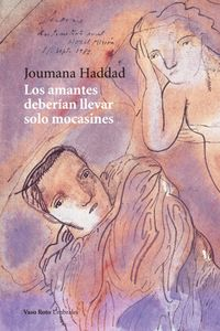 AMANTES DEBERIAN LLEVAR SOLO MOCASINES,LOS: portada