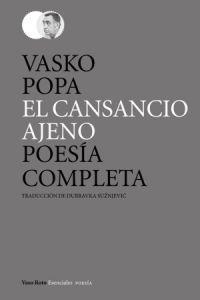 EL CANSANCIO AJENO: portada