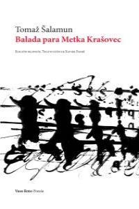 BALADA PARA METKA KRASOVEC: portada