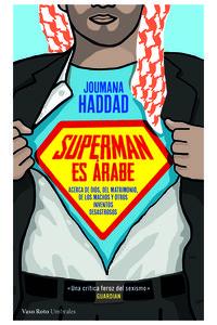 SUPERMAN ES ÁRABE: portada