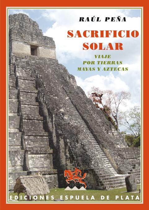 SACRIFICIO SOLAR: portada