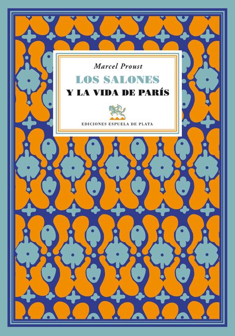 Los salones y la vida de París: portada