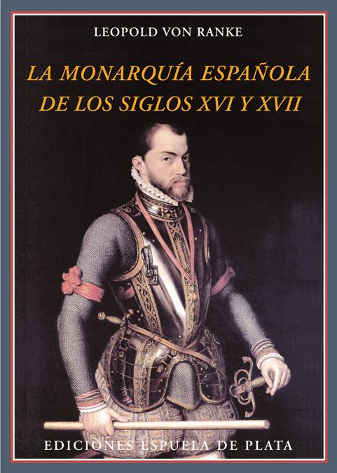 La monarquía española de los siglos XVI y XVII: portada