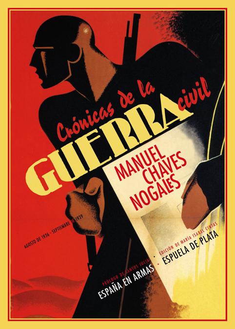 Crónicas de la guerra civil (agosto de 1936 - septiembre de: portada