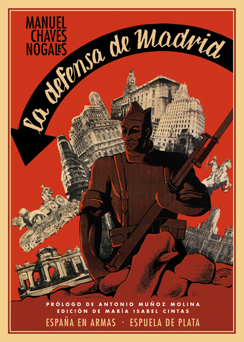 La defensa de Madrid: portada