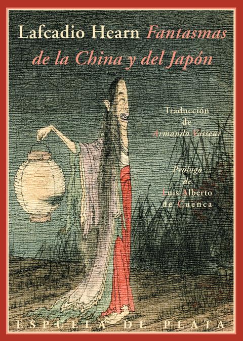 Fantasmas de la China y del Japón: portada