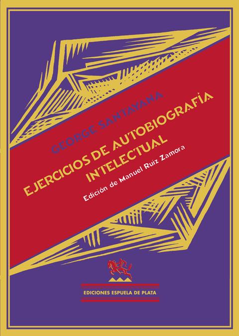 Ejercicios de autobiografía intelectual: portada
