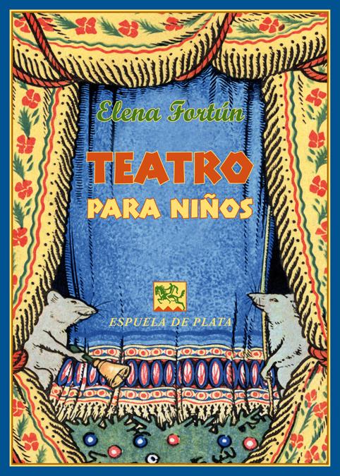 Teatro para niños: portada