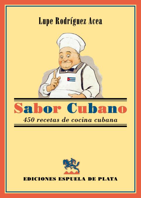 Sabor cubano: portada