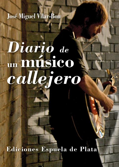 Diario de un músico callejero: portada