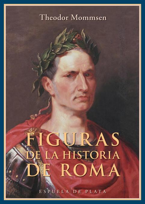 Figuras de la Historia de Roma: portada