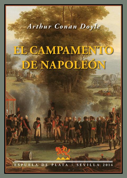 El campamento de Napoleón: portada
