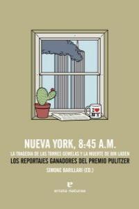 Nueva York, 8:45 A.M.: portada