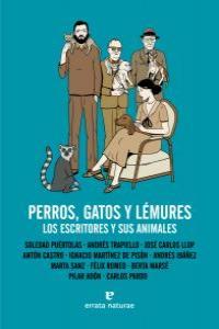 Perros, gatos y lémures: portada