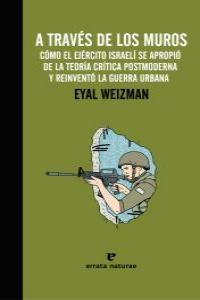 A TRAVÉS DE LOS MUROS: portada