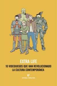 EXTRA LIFE: portada