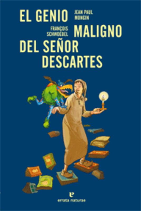 EL GENIO MALIGNO DEL SEñOR DESCARTES: portada