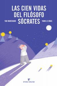 LAS CIEN VIDAS DEL FILóSOFO SóCRATES: portada