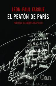 El peatón de París: portada