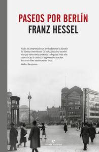 Paseos por Berlín: portada