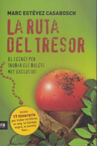 RUTA DEL TRESOR - CAT: portada