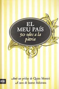 MEU PAIS 50 ODES A LA PATRIA,EL -  CAT: portada