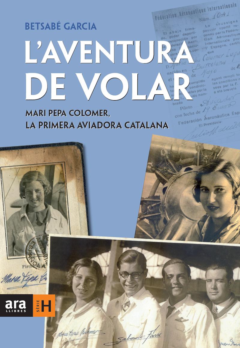 L'AVENTURA DE VOLAR - CAT: portada