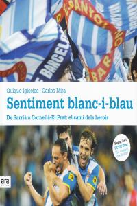 SENTIMENT BLANC-I-BLAU - CAT: portada