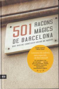 501 RACONS MAGICS DE BARCELONA - CAT: portada
