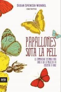 PAPALLONES SOTA LA PELL: portada