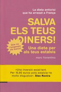 SALVA ELS TEUS DINERS - CAT: portada
