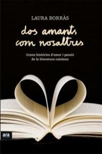 DOS AMANTS COM NOSALTRES - CAT: portada