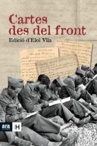 CARTES DES DEL FRONT - CAT 3ªED: portada