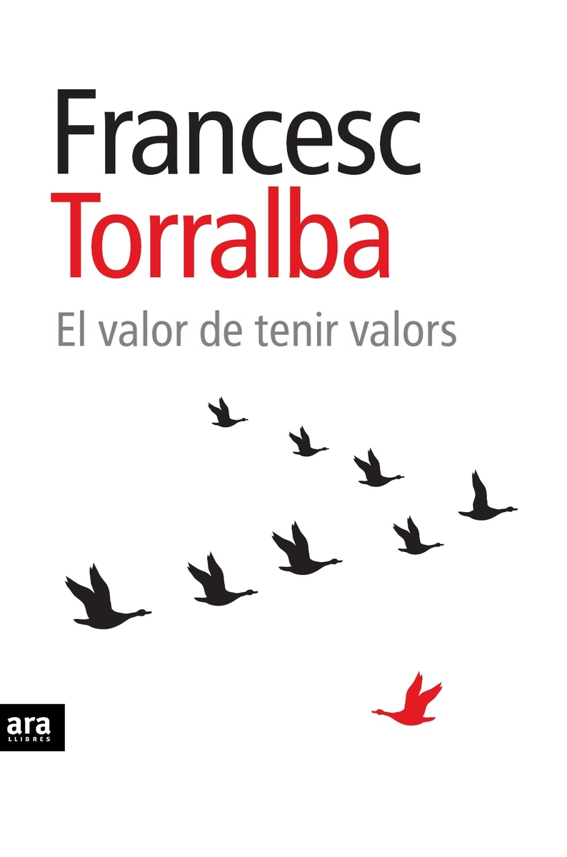 VALOR DE TENIR VALORS,EL: portada