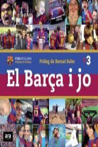 El Barça i jo: portada
