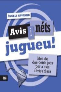 AVIS I NÉTS, JUGUEU!: portada
