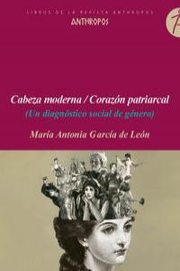 CABEZA MODERNA / CORAZON PATRIARCAL: portada