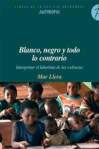 BLANCO NEGRO Y TODO LO CONTRARIO: portada