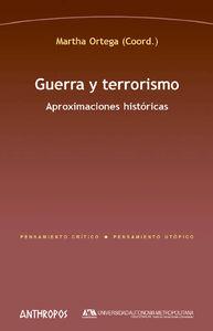 GUERRA Y TERRORISMO: portada