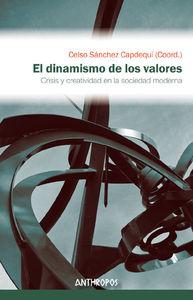 DINAMISMO DE LOS VALORES, EL: portada