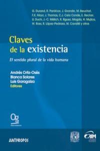 CLAVES DE LA EXISTENCIA: portada