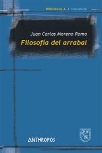 FILOSOF�A DEL ARRABAL: portada