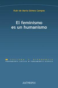 FEMINISMO ES UN HUMANISMO, EL: portada